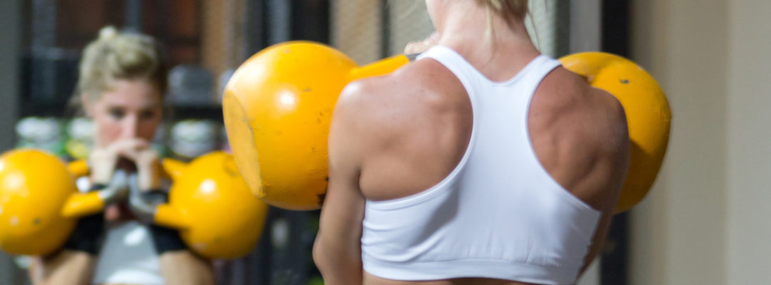 Kettlebell & Bodyweight Crusher Workout